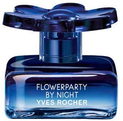 Flowerparty by Night