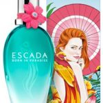 Born in Paradise — Escada